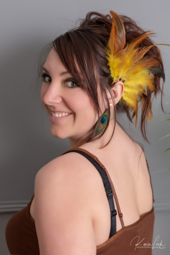 Feather accessoiries