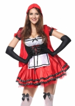Sexy costumes Plussize (dames)