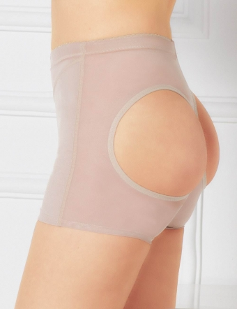 HUIDSKLEURIG BUTT LIFTER BROEKJE, SHAPEWEAR, BILLEN LIFT